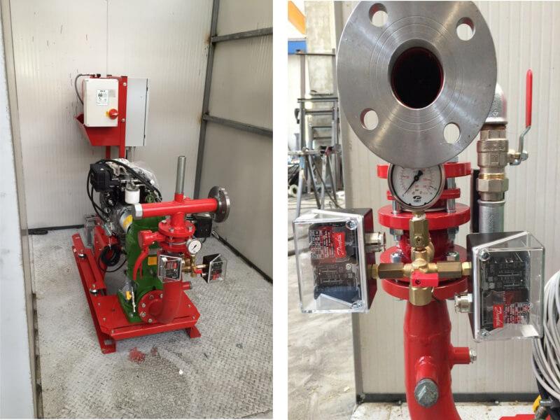 Impianti antincendio: MF CI-VERT interno