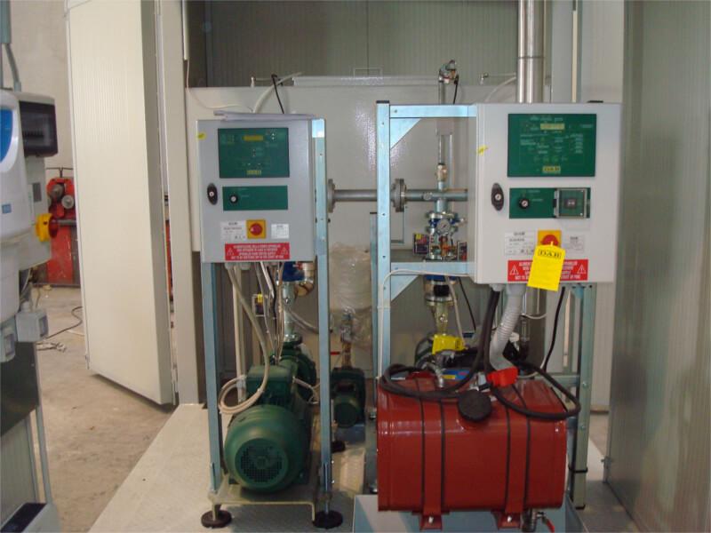 Impianti antincendio: MF TBOX pompe