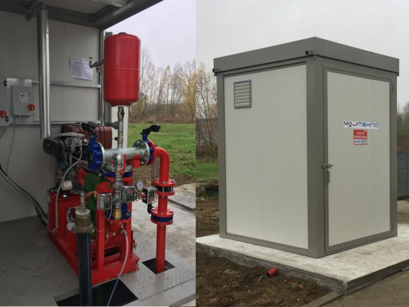 Impianti antincendio: MF TSUB/MF TBOX VERT particolari