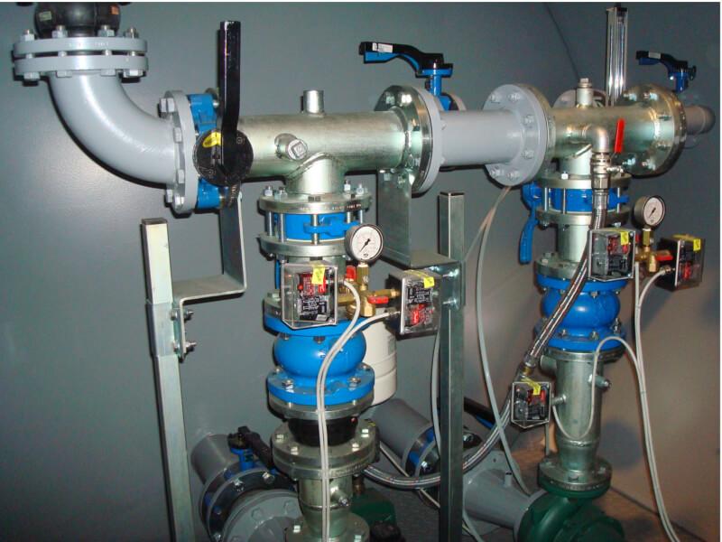 Impianti antincendio: MF CI-TIU/MF CI-TIC interno