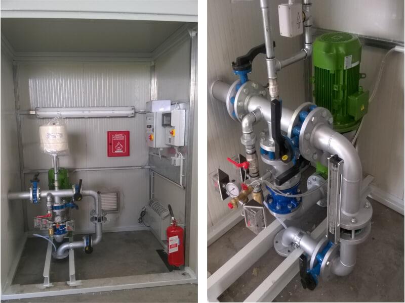 Impianti antincendio: MF TSUB-MF TBOX VERT interno