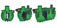 Impianti trattamento acque reflue: MajiEco ME-DO Deoliatori con filtro a coalescenza