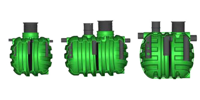 Sistemi degrassatori: MajiEco ME-DG Degrassatore