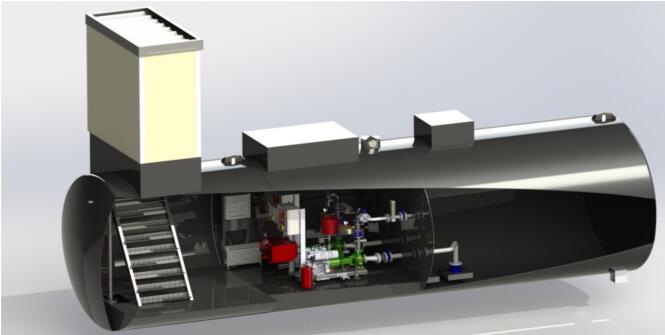 Impianti antincendio: MF CI-TIC con box