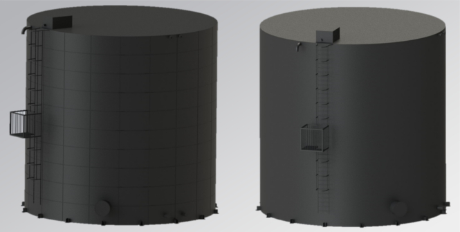 Serbatoi impianti antincendio: MF CO-TP - MF CO-TW img