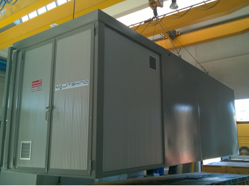 Impianti antincendio: MF CO-TBI trasporto