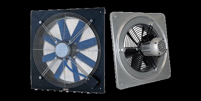 Impianti antincendio: Sistema di ventilazione forzata img.